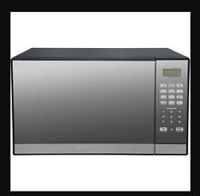 Microwave Oven W  Grill 1 3 Cu Ft 1000W Timer Cooking Child Lock Safety Kitchen