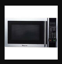 Digital Microwave Oven 1 1 Cu Ft Stainless Steel Home Dorm Apartment Countertop