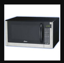 Digital Microwave Oven 1 4 Cu Ft Black 1200W Home Kitchen Countertop Apartment