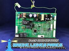 GE Main Control Board FOR GE REFRIGERATOR 200D4854G017 Green