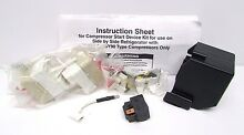 Whirlpool Refrigerator Relay and Overload Kit Start Device 8201786