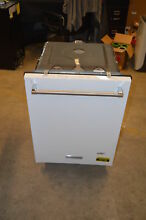 KitchenAid KDTE254EWH 24  White Fully Integrated Dishwasher NOB  16728 CLW