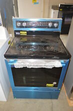 Maytag MER8800FZ 30  Stainless Freestanding Electric Range NOB  16830 T2 CLW