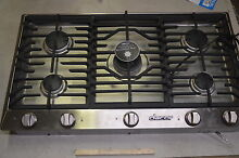 Dacor DCT365SNG  36  Stainless Gas Cooktop w 5 Sealed Burners  5989 NOB