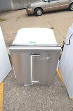 KitchenAid KDFE204ESS 24  Stainless Front Control Dishwasher NOB  16919 CLW