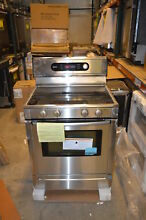 Bosch HES7282U 30  Stainless Freestanding Electric Range NOB  6931 CLW