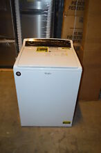 Whirlpool WTW7040DW 28  White Top Load Washer NOB   18005 T2