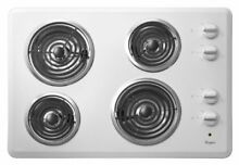 WHIRLPOOL RANGES  OVENS   COOKTOPS 1029845 White
