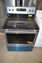 Maytag MER6600FZ 30  Stainless Freestanding Electric Range NOB  18162 CLW