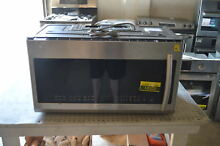 Samsung ME21F707MJT 30  Stainless Over The Range Microwave NOB  18202 WLK