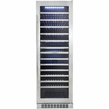 Professional 24  Built in Dual Zone Wine Cooler