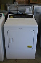 Whirlpool WGD7300DW 29  White Front Load Gas Dryer NOB  18250 T2