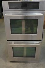 Jennair JJW2827WS 27  Stainless Double Wall Oven Electric Convection  1560