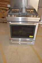 Jenn Air JGS1450DP 30  Stainless Slide In Convection Gas Range NOB  18213