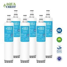 Fits Whirlpool 4396508 4396510 WFL400V  4396164 Refrigerator Water Filter 6 Pack