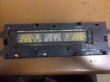 WB27T10295 GE DOUBLE WALL OVEN CONTROL