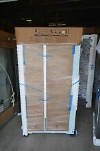 Whirlpool WRS571CIDW 36  White Side by Side Refrigerator NOB T 2  15746