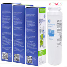3X Refrigerator Water Filter For GE Smart Water MSWF Replacement Cartridge
