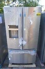 Maytag MFI2570FEZ 36  Stainless French Door Refrigerator NOB T2  18934