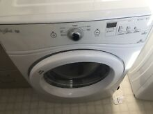 Whirlpool washing machine and Dryer