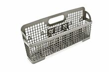 Whirlpool Dish Washer Silverware Spoon Knife Fork Cutlery Holder Mount Basket