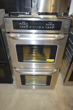 Frigidaire FFET2725PS 27  Stainless Double Electric Wall Oven NOB  19560