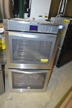 Whirlpool WOD93EC7AS 27  Stainless Double Electric Wall Oven NOB   19567 T2