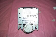 OEM KENMORE FRIGIDAIRE WASHER TIMER WITH KNOB   14877 000 B SEE PICTURES