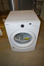 Whirlpool WED7590FW 27  White Front Load Electric Dryer NOB  19315 T2 CLW