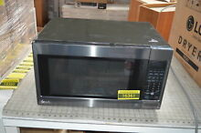 LG LCRT2010BD 24  Black Stainless Counter Top Microwave NOB  16361