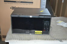Samsung MS14K6000AS 22  Stainless Counter Top Microwave NOB  16298