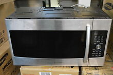 Samsung MC17F808KDT Stainless Steel Over the Range Microwave NOB  8274