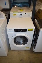 Whirlpool WHD3090GW 24  White Front Load Compact Dryer NOB  19766 T2