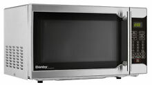 Danby 0 7 Cu  ft  700 Watts Countertop Microwave with 10 Power Levels
