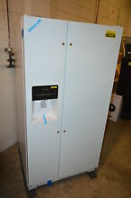Amana ASI2275FRW 33  White Side by Side Refrigerator NOB  19922 T2