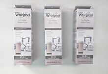 3 X Whirlpool Ice Maker Water Filter   F2WC9I1 ICE2