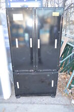KitchenAid KRFC302EPA 36  Custom Panel French Door Refrigerator CD NOB  19980