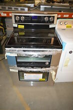 Whirlpool WGE745C0FS 30  Stainless Freestanding Electric Range NOB  20072 T2 CLW