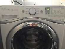 Whirlpool  Duet Front Load Full Size Washing Machine White Model WFW8740DWO