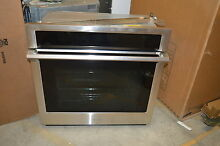 Samsung NV51K6650SS 30  Stainless Single Electric Wall Oven NOB T 2  15838