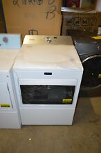Maytag MEDB765FW 27  White Front Load Electric Dryer NOB  19770 T2 CLW