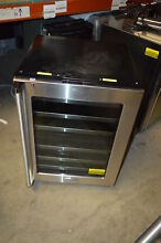 Marvel MP24WDG4RS 24  Stainless Built In Dual Zone Wine Cooler NOB  20923