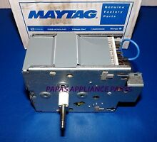 NEW GENUINE OEM MAYTAG 22002193 WASHER TIMER ASSEMBLY   SHIPS FAST