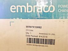 WR87X10062 GE EMBRACO COMPRESSOR ALSO REPLACES PS310112  AP3202819