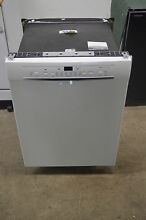 Bosch SHE3AR75UC 24  White Full Console Dishwasher NOB  7460 CLW