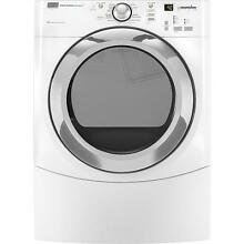 Maytag MEDE500VW 27  White Front Load Electric Dryer NIB  8607