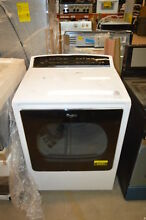 Whirlpool WED8500DW 29  White Front Load Electric Dryer NOB T2  22294 CLW