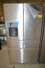 Whirlpool WRV986FDEM 36  Stainless French 4 Door Refrigerator NOB T2  22263