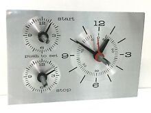 Vintage GE General Electric WB19X108 Oven Range Timer Clock 3AST19A900A1
