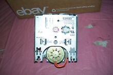 OEM GE WASHER TIMER WITH KNOBS   905C969 G046 SEE PICTURES